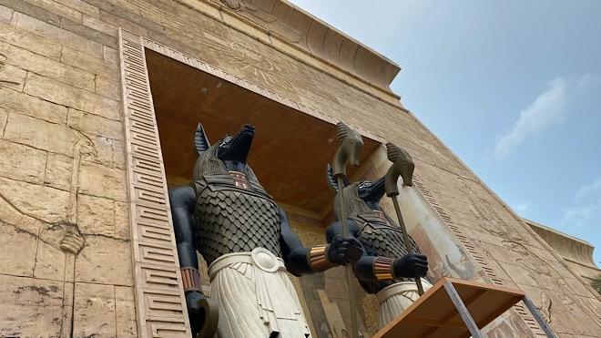 Revenge of the Mummy : Universal Studios Singapore