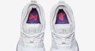 หลุดภาพแรกรองเท้ารุ่นพิเศษ Playstation x Nike PG2.5