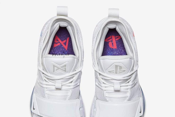 Photo of หลุดภาพแรกรองเท้ารุ่นพิเศษ Playstation x Nike PG2.5