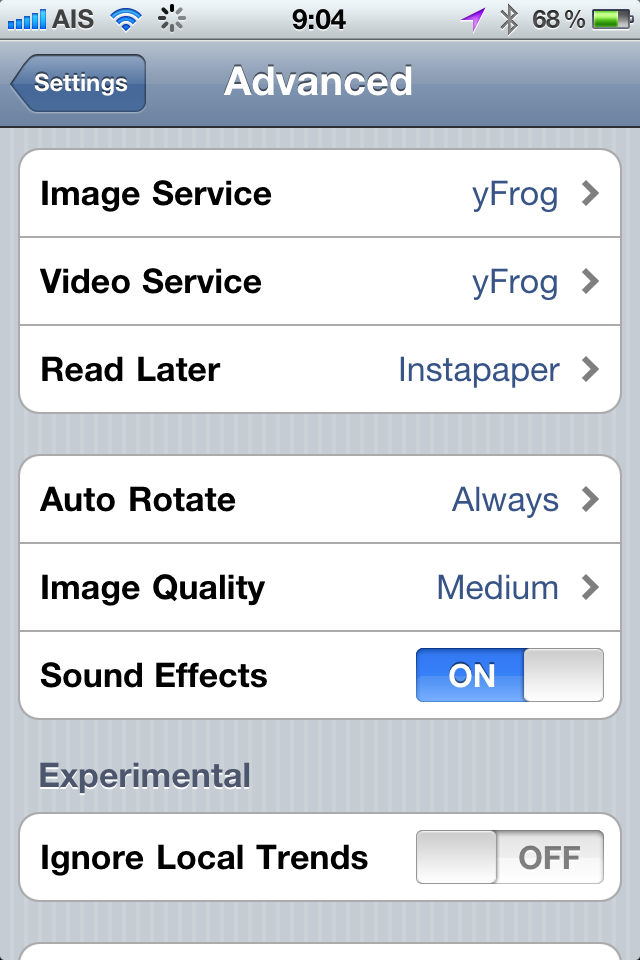 Iphone 5 auto rotate screen settings 10