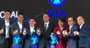 """Singtel จับมือ AIS เปิดตัว """"VIA"""" เครือข่ายบริการชำระเงินด้วยมือถือข้ามประเทศ รายแรกผ่าน E-Wallet"""