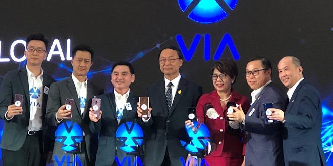 """Photo of Singtel จับมือ AIS เปิดตัว """"VIA"""" เครือข่ายบริการชำระเงินด้วยมือถือข้ามประเทศ รายแรกผ่าน E-Wallet"""