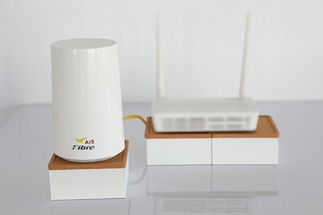 AIS Fibre WiFi6 Upgrade Kit