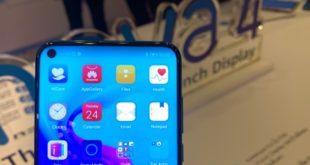 เปิดตัว Huawei Nova 4 โทรศัพท์จอ Punch Display  รุ่นแรกในไทย