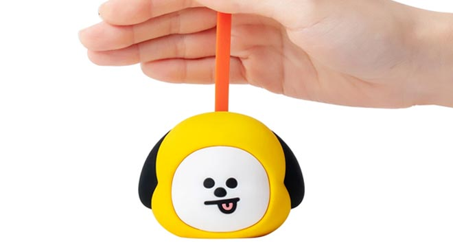 BT21 CHIMMY Mini Bluetooth Speaker