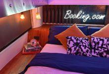 "Photo of Booking.com เปิดตัว ""Bangkok Booking Bus"" รถบัสพักได้หนึ่งเดียวในโลก"