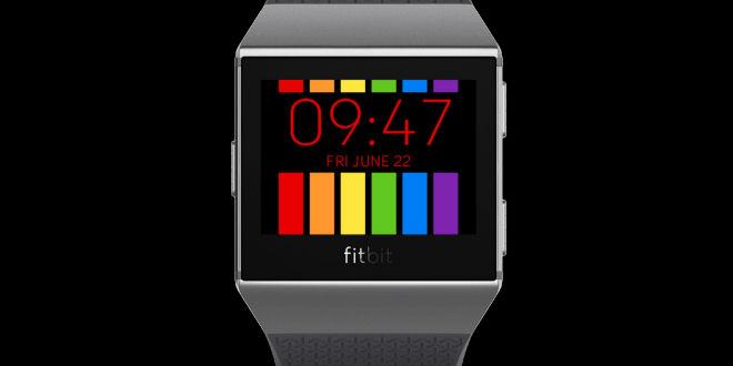 Fitbit เพิ่มหน้าปัด Pride เฉลิมฉลอง Pride Month ของชาว LGBT ตามแนวคิด #FitForPride