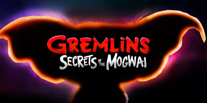 Gremlins กลับมาใหม่หลังหายไปกว่า 30 ปี ในหนังอนิเมชั่น Gremlins: Secrets of Mogwai