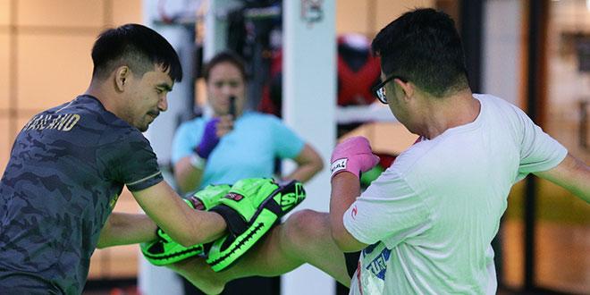 HUAWEI WATCH GT 2 Boxing Workshop