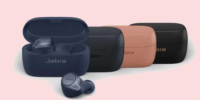 Jabra เปิดตัวหูฟังไร้สาย True WirelessElite Active 75t พร้อมกับ Elite 45h