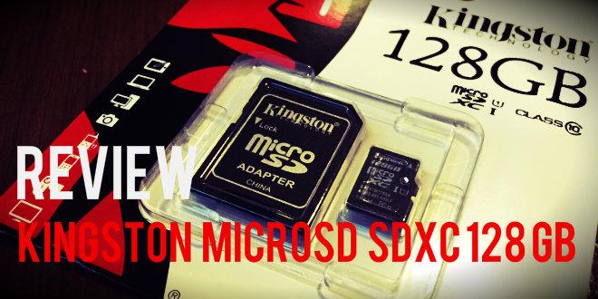 Kingston  microSD  SDXC-1
