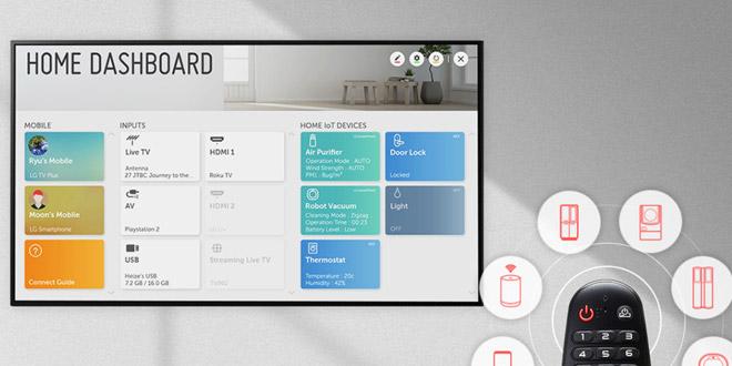 รีวิว LG NANOCELL TV 4K รุ่น 65SM8100PTA มี AI ใส่ Google Assistant