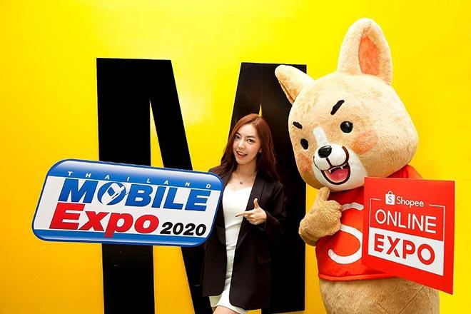Mobile Expo - Shopee