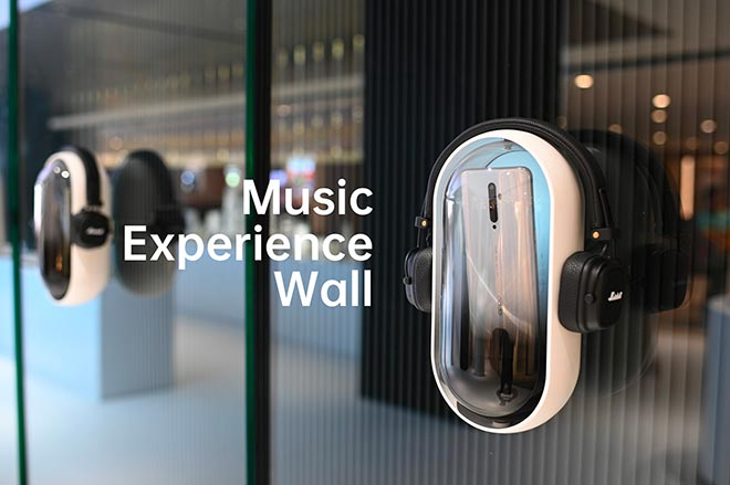 OPPO music experience
