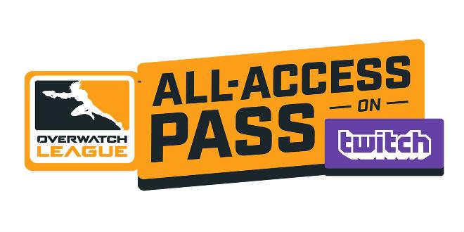 Overwatch League All-Access Pass
