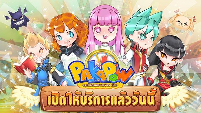 Pakapow: Friendship Never Ends
