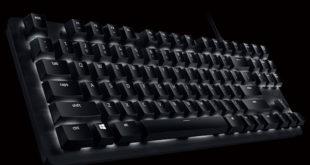 Razer เปิดตัว Razer เปิดตัว Razer BlackWidow Lite คีย์บอร์ดสายเกมมิ่งเน้นความคล่องตัว ราคา 3,990 บาท