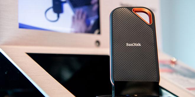 เปิดตัว SanDisk Extreme PRO Portable SSD
