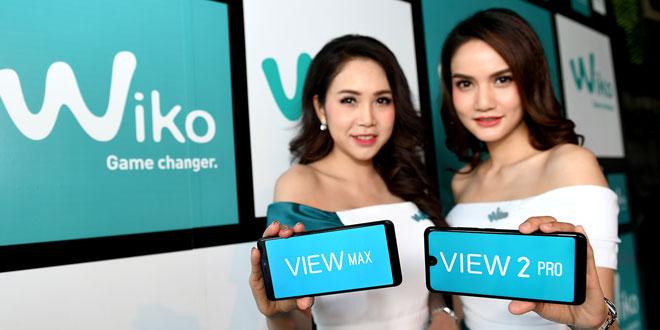 Photo of Wiko เปิดตัว  View2 Pro และ View Max  ตั้งเป้ายอดขาย 1.8 ล้านเครื่อง และส่วนแบ่งการตลาด 15%