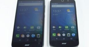 รีวิว Acer Liquid Z530S และ Z630S โทรศัพท์ 4G ดีไซน์พรีเมียมราคาเบา