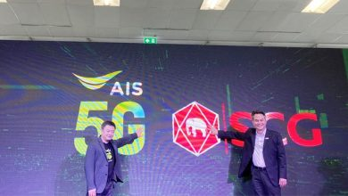 Photo of AIS จับมือ SCG และ ม.อ.  นำ 5G มาใช้ในภาคอุตสาหกรรมได้สำเร็จรายแรก