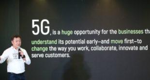 เทสต์ต่อไม่รอแล้วนะ  AIS ประกาศโชว์ความเร็ว 5G เริ่มที่ 16 Gbps พบกันธันวานี้