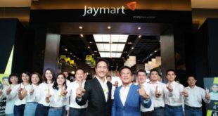 หมดยุคโตเดี่ยว  AIS จับมือ Jaymart ผนึกความแข็งแกร่งมอบประสบการณ์ดิจิทัล เจาะลึกลูกค้าทั่วประเทศ