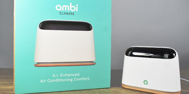 รีวิว Ambi Climate ระบบควบคุมแอร์อัจฉริยะด้วย AI เพื่อความสบาย และประหยัดไฟยิ่งกว่า