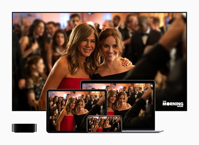 อุปกรณ์ที่รองรับ Apple TV+ ที่มีขายในไทย