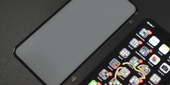 ฟิล์มกระจก Badgad สำหรับนักเล่นเกม FPS