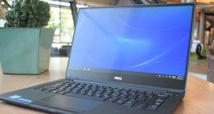 รีวิว Dell latitude 7370  โน๊ตบุ๊คธุรกิจบางแรงเงียบเนี๊ยบ มีสแกนลายนิ้ว