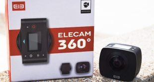 รีวิว  EleCam 360 กล้องถ่ายวิดีโอ 360 องศาสำหรับผู้เริ่มต้น