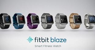 เปิดตัว Fitbit  Blaze นาฬิกาอัจฉริยะเพื่อการออกกำลังในงาน CES 2016