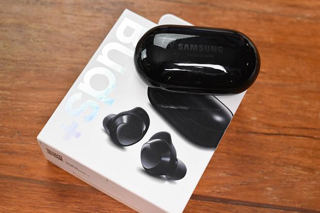 หูฟัง Samsung Galaxy Buds+ สีดำ