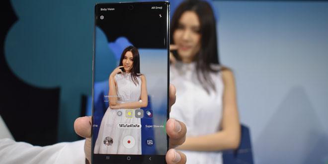 TIPS : 6 เทคนิคการใช้งานกล้องของ Samsung Galaxy Note 10
