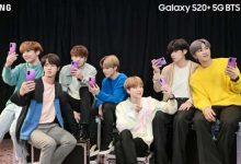 Photo of เหล่า Army พร้อมมั้ย .. Samsung เตรียมเปิดจอง Galaxy S20 Plus BTS Edition