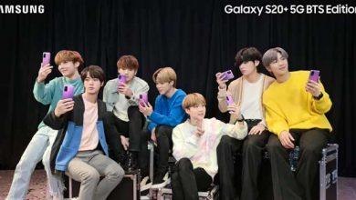 Photo of เตรียมเปิดจอง Samsung Galaxy S20+ BTS Editions  และ Galaxy Buds+ ในไทย 9 ก.ค.นี้