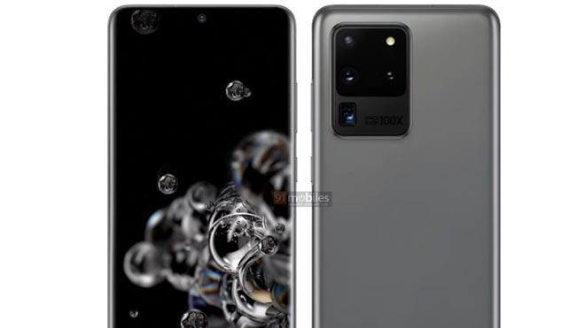 หลุดราคา Samsung Galaxy S20  เริ่มที่ 27,990 บาทโดยประมาณ