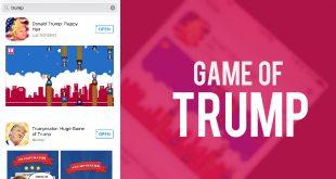 เลือกตั้งแพ้คนไม่แพ้ .. แก้เครียดกับรวมเกม Donald Trump บน iOS