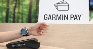 GARMIN เปิด GARMIN Pay จ่ายเงินผ่านนาฬิกาไม่ต้องพกพากระเป๋าสตางค์