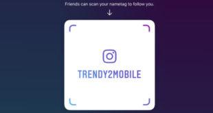 instagram เปิดตัว Nametag สร้างป้ายชื่อส่องสแกนให้ติดตาม IG อย่างง่าย