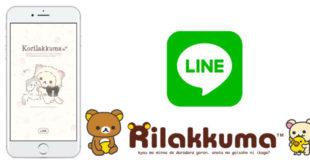 แอพ Line แจกของฟรี  Theme แบบคิ้วท์ๆ กับ Korilalkkuma and Cute Cat