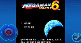 รีวิว Mega Man 6 Mobile เกมเก่าเล่าใหม่ภาคสุดท้ายของ NES