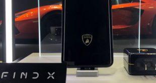 ฉลองครบรอบ 10 ปีในไทย เปิดตัว OPPO Find X และรุ่นพิเศษ Automobili Lamborghini Edition