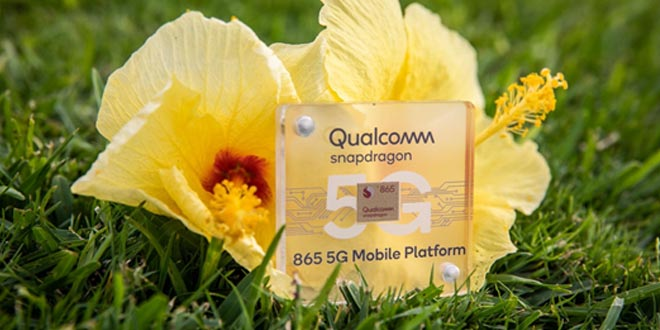 Qualcomm Snapdragon™ 865 - 5G
