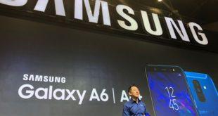 เปิดตัว Samsung Galaxy A6 และ A6+  ภายใต้แนวคิด More Than Selfie