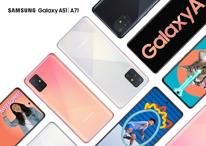 Samsung Galaxy A 51 | 71