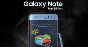 Come Back! Samsung เตรียมนำ Galaxy Note Fan Edtion ขายในไทย 3 พ.ย. นี้