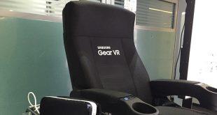 รีวิว Samsung Gear VR 4D System ประสบการณ์ VR บนเก้าอี้ 4 มิติ
