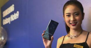 พรีวิว : Samsung Galaxy Note 9 กับศึกบางระจันวัน S-Pen
